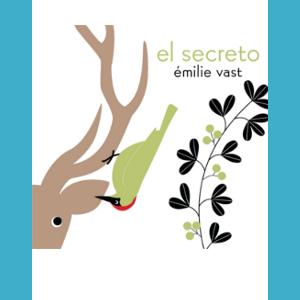 Portada de El Secreto de Emilie Vast - libro ilustrado de Leetra