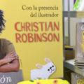Christian Robinson FIL Guadalajara 2016 taller ninos gaston