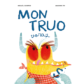 Libro ilustraod Monstruo voraz